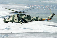 Helicopter-DataBase Photo ID:14367 Mi-24P Sri Lanka Air Force CH-623 cn:34012403019