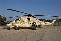 Helicopter-DataBase Photo ID:16590 Mi-35P Cyprus National Guard Air Wing 811 cn:023362