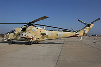 Helicopter-DataBase Photo ID:16605 Mi-35P Cyprus National Guard Air Wing 811 cn:023362
