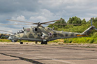 Helicopter-DataBase Photo ID:14297 Mi-24VP Baltic Fleet RF-34199 cn:3532583810141