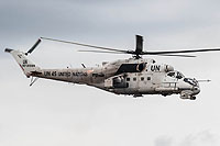 Helicopter-DataBase Photo ID:16884 Mi-24P United Nations RF-91085 cn:3532431926701