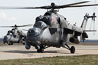 Helicopter-DataBase Photo ID:15742 Mi-24VM-3 mod Russian Aerospace Force RF-94982 cn:34075817111