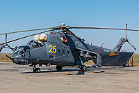 Helicopter-DataBase Photo ID:15817 Mi-24RCh Russian Air Force RF-95692