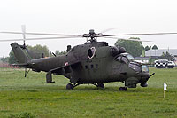 Helicopter-DataBase Photo ID:15703 Mi-24V (upgrade by WZL-1) 56th Army Aviation Base 728 cn:410728