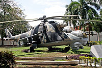 Helicopter-DataBase Photo ID:16125 Mi-25 Nicaraguan Air Force 361