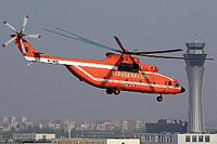 Helicopter-DataBase Photo ID:14431 Mi-26TS China Flying Dragon Aviation B-7802 cn:34001212619