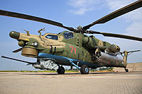 Helicopter-DataBase Photo ID:14344 Mi-28N Russian Air Force RF-13655