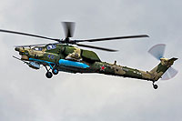 Helicopter-DataBase Photo ID:14074 Mi-28N Russian Air Force RF-91391