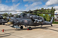 Helicopter-DataBase Photo ID:14071 Mi-28N Russian Air Force RF-95315 cn:34012843292