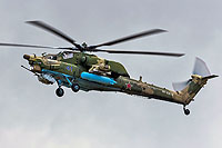 Helicopter-DataBase Photo ID:14073 Mi-28N Russian Air Force RF-95576