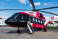 Helicopter-DataBase Photo ID:14081 Mi-38-2 MVZ Moscow Helicopter Plant  cn:OP-1