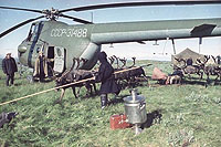 Helicopter-DataBase Photo ID:14354 Mi-4 Aeroflot (Soviet Airlines) CCCP-31488 cn:0937