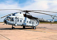Helicopter-DataBase Photo ID:8052 Mi-8PS (upgrade by ZTC) 276 10662