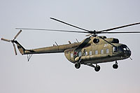 Helicopter-DataBase Photo ID:11405 Mi-8PS 12th Main Directorate of the Ministry of Defense 20 blue cn:8611