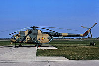 Helicopter-DataBase Photo ID:14585 Mi-8T Transport Helicopter Regiment 34 928 cn:10544