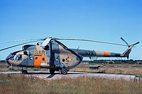 Helicopter-DataBase Photo ID:14586 Mi-8T Transport Helicopter Regiment 34 928 cn:10544
