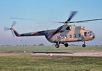 Helicopter-DataBase Photo ID:4704 Mi-8PS Lufttransportgruppe Brandenburg-Briest 93+19 cn:10552