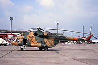 Helicopter-DataBase Photo ID:13585 Mi-8T Lufttransportgruppe Brandenburg-Briest 93+31 cn:10514