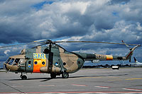 Helicopter-DataBase Photo ID:14587 Mi-8T Lufttransportgruppe Brandenburg-Briest 94+22 cn:10528