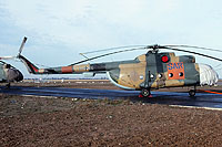 Helicopter-DataBase Photo ID:7683 Mi-8T Lufttransportgruppe Brandenburg-Briest 94+24 cn:10534