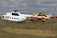 Helicopter-DataBase Photo ID:16072 Mi-8T Central Asian Aviation Service EX-40016 cn:7884