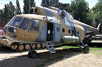 Helicopter-DataBase Photo ID:15084 Mi-8T Cold War Park Budapest 10436 cn:10436
