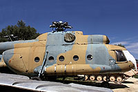 Helicopter-DataBase Photo ID:15085 Mi-8T Cold War Park Budapest 10443 cn:10443