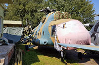 Helicopter-DataBase Photo ID:15088 Mi-8T Cold War Park Budapest 6220 cn:226220