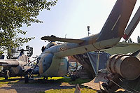 Helicopter-DataBase Photo ID:15089 Mi-8T Cold War Park Budapest 6220 cn:226220