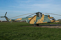 Helicopter-DataBase Photo ID:15058 Mi-8T Cold War Park Budapest 6223 cn:226223