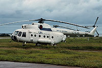 Helicopter-DataBase Photo ID:836 Mi-8T United Nations LZ-CAA cn:10311