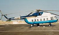 Helicopter-DataBase Photo ID:5312 Mi-8PS Malta Air Ccharter LZ-CAP cn:10320