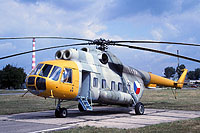 Helicopter-DataBase Photo ID:16127 Mi-8PS 6th Mixed Transport Aviation Regiment 0834 cn:10834