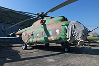 Helicopter-DataBase Photo ID:17177 Mi-8PS Museum of Military History 0837 cn:10837
