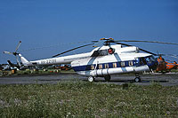 Helicopter-DataBase Photo ID:17053 Mi-8PS Novosibirsk ARZ RA-22196 cn:1834