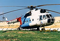 Helicopter-DataBase Photo ID:364 Mi-8T SochiSpetsAvia RA-22710 cn:98308280