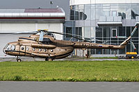 Helicopter-DataBase Photo ID:17099 Mi-8T Baltic Airlines RA-24243 cn:98730860