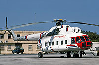 Helicopter-DataBase Photo ID:17531 Mi-8PS Gozo Wings RA-24637 cn:8607