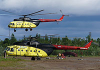Helicopter-DataBase Photo ID:5966 Mi-8T UTair Aviation RA-25338 cn:98206239