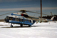 Helicopter-DataBase Photo ID:16287 Mi-8PS Urengoi GazProm RA-27196 cn:8434