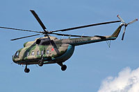 Helicopter-DataBase Photo ID:15970 Mi-8PS Russian Air Force RF-17561 cn:8611