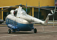 Helicopter-DataBase Photo ID:3677 Mi-8PS Democratic Republic of Congo S9-HEA cn:10732