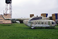 Helicopter-DataBase Photo ID:16922 Mi-8T 66th Aviation Wing 616 cn:10616