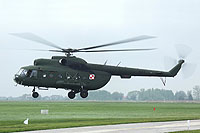 Helicopter-DataBase Photo ID:15718 Mi-8T 1st (37th) Army Aviation Wing 641 cn:10641