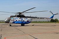 Helicopter-DataBase Photo ID:13853 Mi-8T Euro-Asia Air UP-MI830