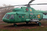 Helicopter-DataBase Photo ID:13938 Mi-8T unknown 46 red