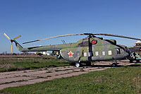Helicopter-DataBase Photo ID:14132 Mi-8PS Ukrainian Army Aviation 50 red cn:7595