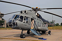 Helicopter-DataBase Photo ID:17077 Mi-8PS Indian Air Force Z3042