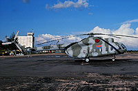 Helicopter-DataBase Photo ID:17144 Mi-8PS Royal Cambodian Air Force XU-801