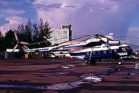 Helicopter-DataBase Photo ID:3081 Mi-8PS Kampuchea Airlines XU-802